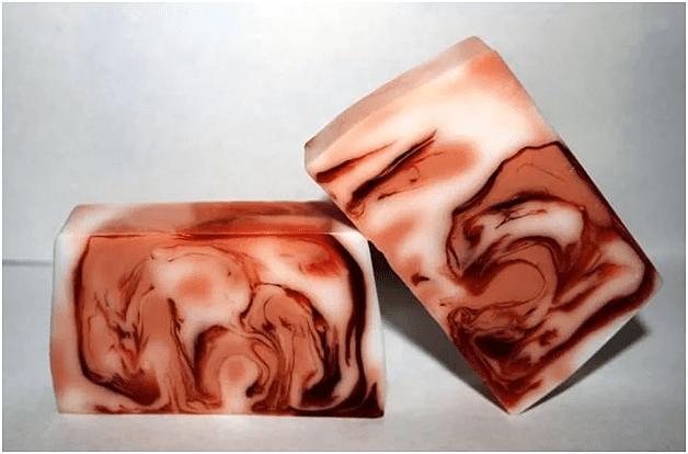 Мыло мраморное