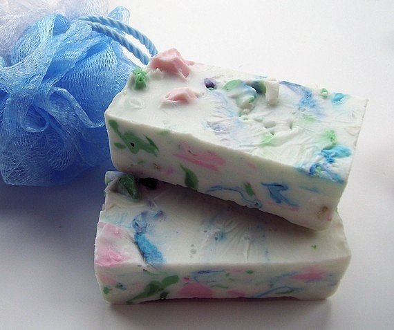 Как сварить мыло из остатков старого мыла