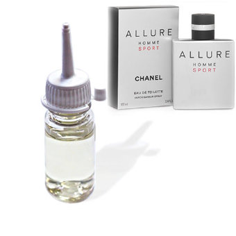 Отдушка Chanel - Allure homme Sport (man) (аромат по мотивам)
