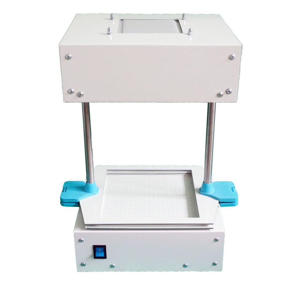 вакуумный аппарат для изготовлении форм